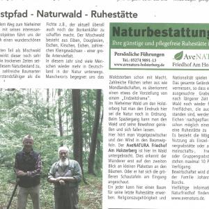 Aus Dem Mitteilungsblatt Nieheim/Marienmünter 25.9.2020